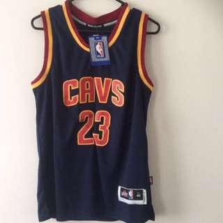 NBA Cleveland Cavaliers Lebron James Jersey