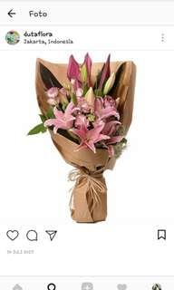 Rangkaian hand bouquet