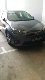Toyota Altis 1.6L 2016