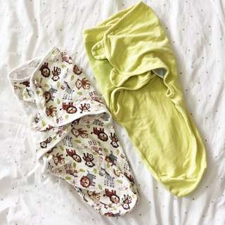 Summer SwaddleMe Infant Wrap Newborn Swaddle Baby Blanket