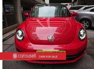 Volkswagen Beetle 1.4A TSI Sunroof