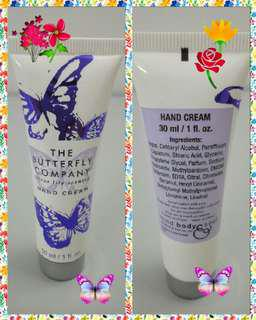 Citrus Lily Fragrance Hand Cream #oct10