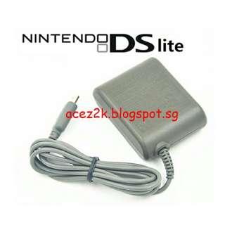 [BN] Official NDS DS Lite AC Adapter NTR-002 (Brand New)