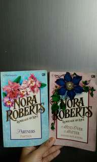 Paket Novel Nora Roberts (Language of Love)