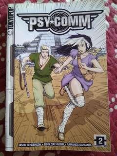 Comic Psy Comm