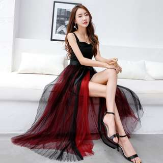 Elegant premium dinner night dress