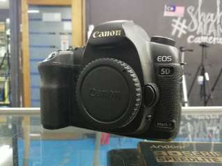 CANON 5D MARK II DSLR BODY