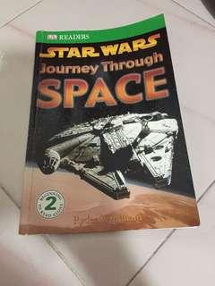 DK readers Star Wars space