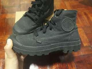 Authentic Palladium Shoes (All Black)