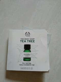 Tea Tree tester