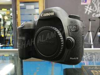 CANON 5D MARK III DSLR BODY