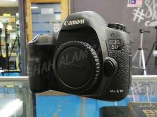 CANON 5D MARK III DSLR BODY