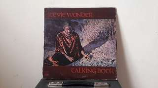 Stevie Wonder Talking Book LP/plaka/vinyl