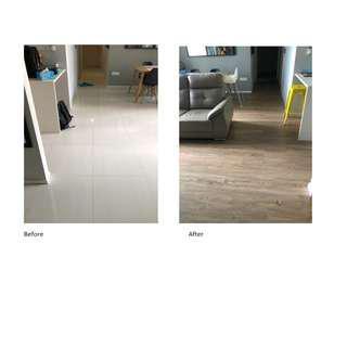 🚚 Refresh your Flooring