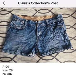 Sexy Denim Short