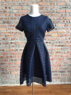 Romeo & Juliet Blue Short Dress