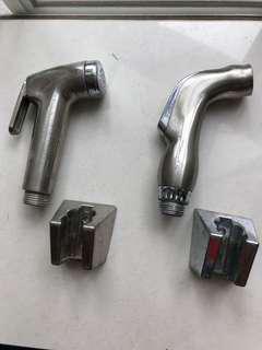 2 x Water sprayer/ Toilet sprayer