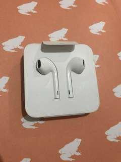 Original Apple Earphones