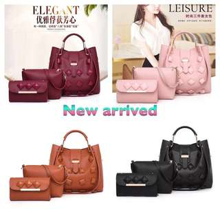 Fashion bag one set