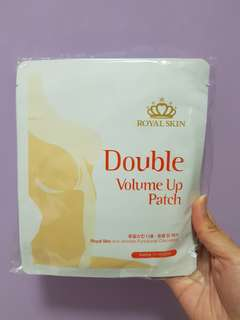 Breast mask (double volume up patch)