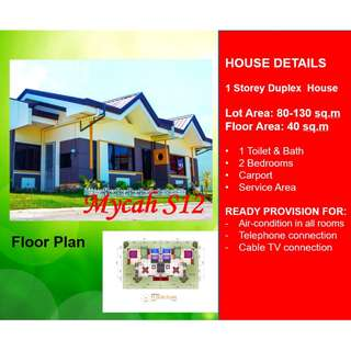 Ready for Occupancy 1 storey in Eastland Estate Liloan Cebu