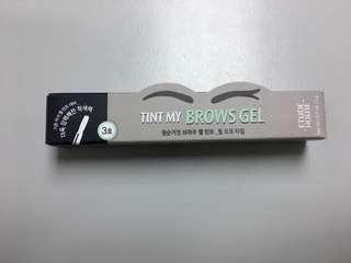 Etude house 紋眉/染眉 #3 gray brown