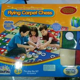 Flying Carpet Chess
