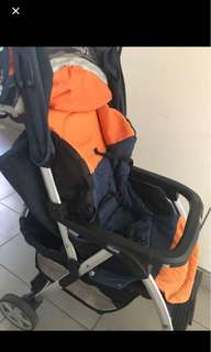 Chicco Stroller, condition 6/10