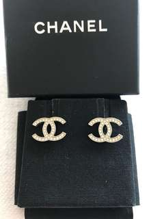 Chanel earrings 經典款耳環
