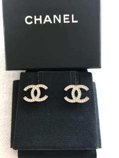 Chanel earrings 經典款耳環