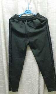 Fashion Track Pant + Short Pant