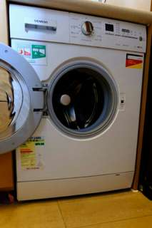 Simens 洗衣機