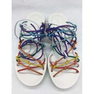 Chloe Colorful sandal -  Chloe 彩色涼鞋