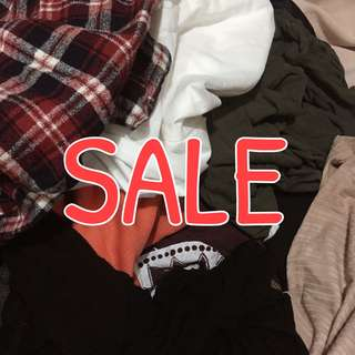 REPRICED ALL ITEMS