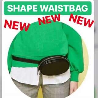Shape Waist Bag
