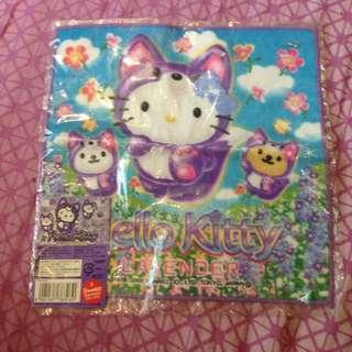 Hello Kitty 小方巾