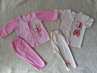 Baby Pyjamas (2sets)