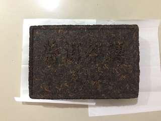 🚚 [珍藏20年]1998年雲南普洱茶磚 重3.7Kg