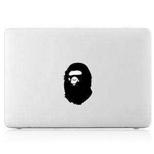 🚚 Bathing Ape BAPE vinyl logo sticker for macbooks