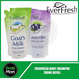 EVERFRERSH	BODY SHAMPP 700ML REFILL