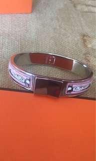 Hermes loquet bracelet