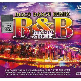 Disco Dance Remix Rhythm And Blue R&B 2CD New