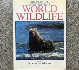 The pictorial encyclopedia of world wildlife
