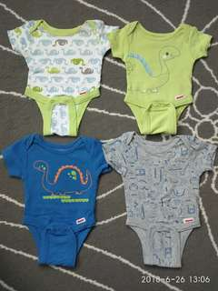 Fisher Price Baby Rompers Bodysuits Onesies
