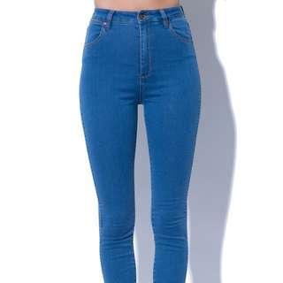 high waisted wrangler jeans