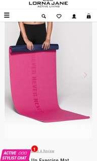 Lorna Jane Yoga Mat