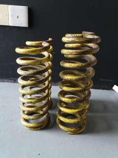 Apex Sports lowering springs Mercedes 190E