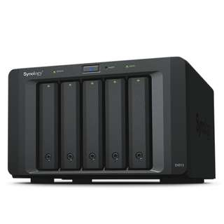 * SYNOLOGY DX513 Expansion Unit DX513 for Synology DiskStation | 5 Bays