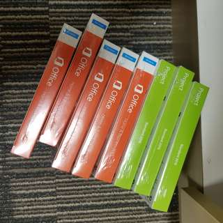 Microsoft Office and Project