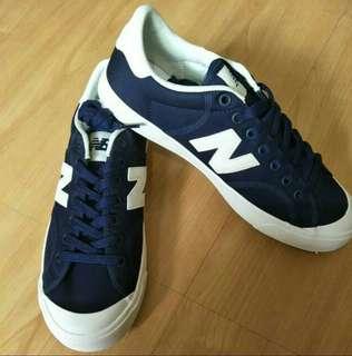 🚚 New Balance PROCTS AC 復古 帆布鞋 開口笑 藍白 男女 休閒
